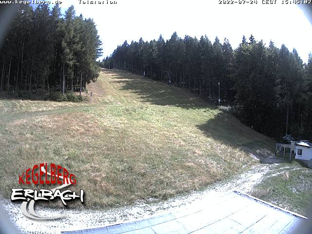 Webcams Skigebied Erlbach