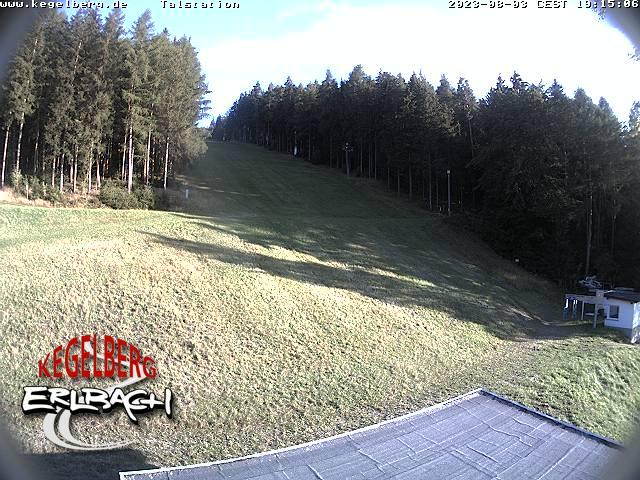 Webcam-Livebild Talstation Aktualisierung im min. Takt