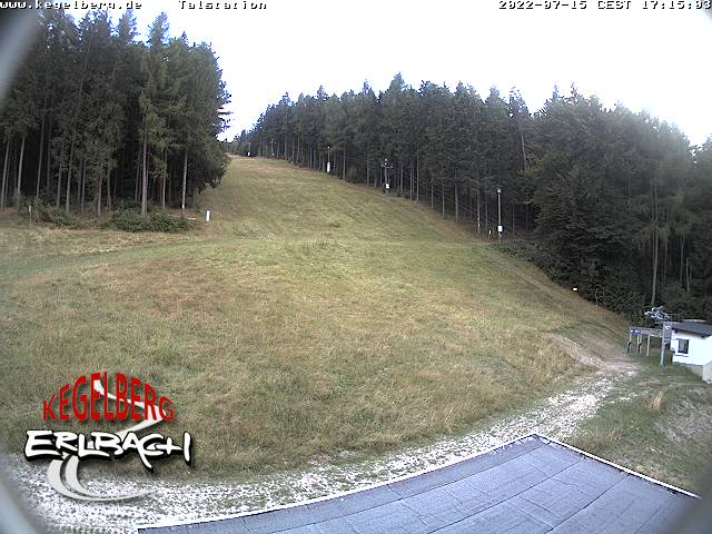 Webcam Skigebied Erlbach Vogtland